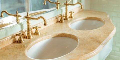 4 Best Sinks To Pair With Natural Stone Countertops   Rocky ...