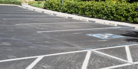 Top 3 Signs Your Parking Lot Paving Needs to Be Resurfaced, Webster, New York