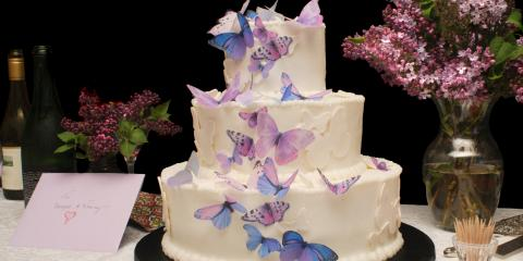 4 Novel Wedding Cake Flavors for Your Big Day, Cincinnati, Ohio