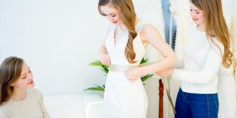 When's the Best Time to Schedule Wedding Dress Alterations?, Leominster, Massachusetts
