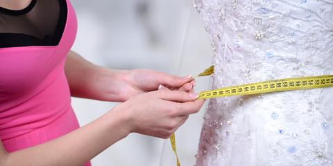 Is Your Wedding Dress Too Small? Don't Panic! Try These 3 Solutions, New York, New York