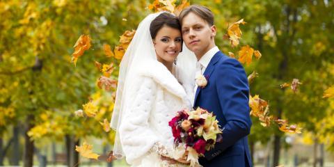 4 Fall-Themed Wedding Flower Bouquet Ideas, Lakeville, Connecticut