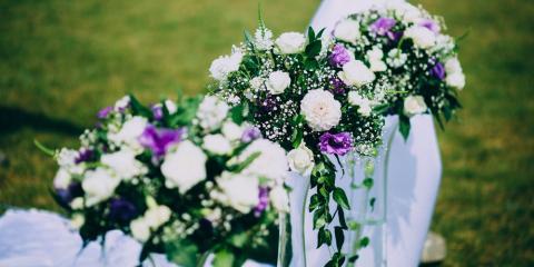 Top Tips for Choosing Wedding Flowers, Hamden, Connecticut
