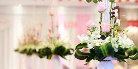 Top 5 Tips for Choosing Your Wedding Flowers, Manhattan, New York
