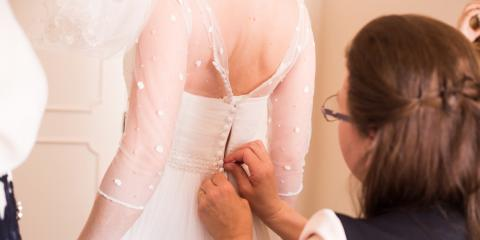 4 Tips for Wedding Gown Alterations & Fittings, St. Louis, Missouri
