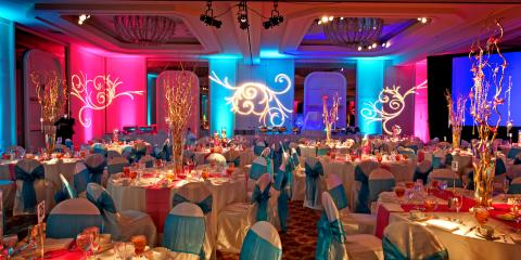 4 Dynamic Lighting Options for a Wedding, Columbus, Ohio