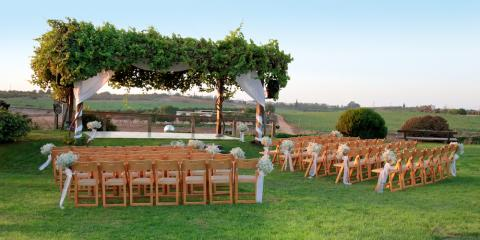 3 Reasons to Have an Outdoor Wedding Reception, Dry Ridge, Ohio