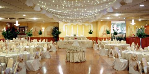 3 Elegant Banquet Halls Available At European Chalet