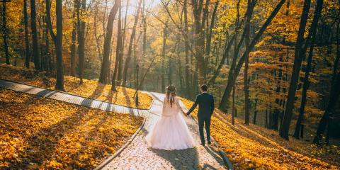 3 Great Ideas for Fall Weddings, Columbus, Ohio