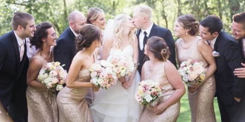 5 Creative Ways to Incorporate Flowers in Your Wedding Reception, Vineland, New Jersey