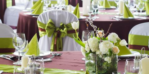 4 Essential Wedding Supplies for Any Reception, Webster, New York