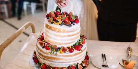 The Do's & Don'ts of Ordering a Wedding Cake, Erlanger, Kentucky
