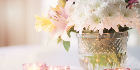 A Local Florist Spotlights 3 Unique Ideas for Wedding Centerpieces , Greensboro, North Carolina