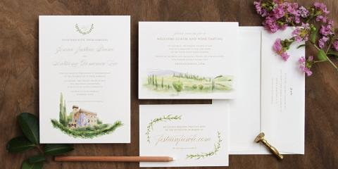 3 Tips for Printing Your Own Wedding Invitation, Los Angeles, California