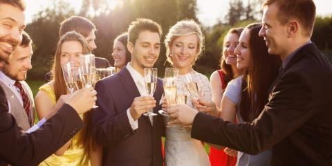 Wedding Photographers Explain the History of Toasts, Cincinnati, Ohio