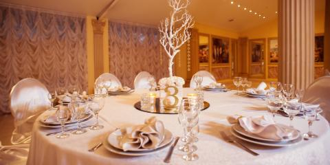 5 Dazzling Winter Wedding Decor Ideas, New York, New York
