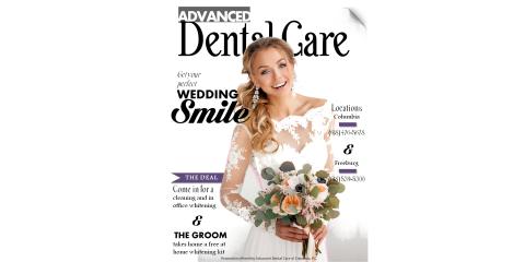 A Bride's Smile, Columbia, Illinois