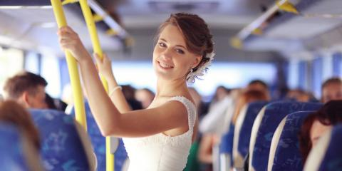 3 Benefits of Wedding Transportation for Your Guests, Eagan, Minnesota