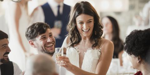 4 Benefits of an Intimate Wedding Reception, Columbus, Ohio