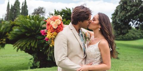 The Do's & Don'ts of Choosing Wedding Flowers, Kahului, Hawaii