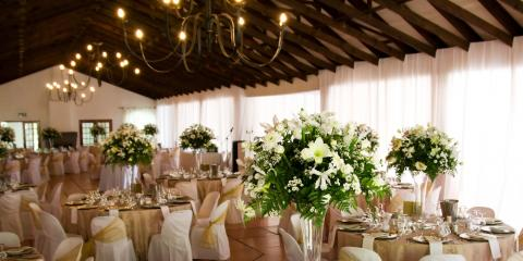 Weddings 101: 3 Tips for Selecting the Perfect Event Decorations, St. Louis, Missouri