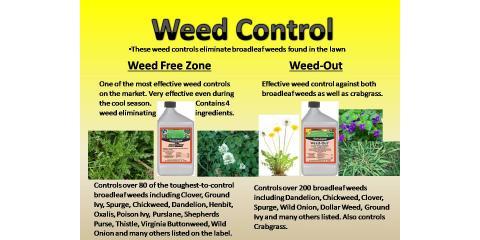 Weed Control, Delhi, Ohio