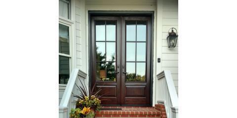 JFK Window and Door's Front Door Friday from West Chester, Forest Park, Ohio