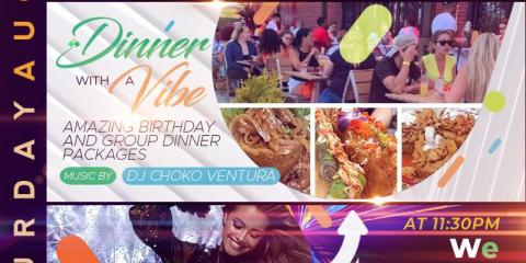 SABROSO SATURDAY BRUNCH- DINER WITH A VIBE- MAMAJUANA CAFE PATERSON, Paterson, New Jersey