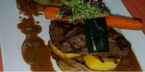 Weekend Special! Grilled Sirloin Medallions..., New York, New York