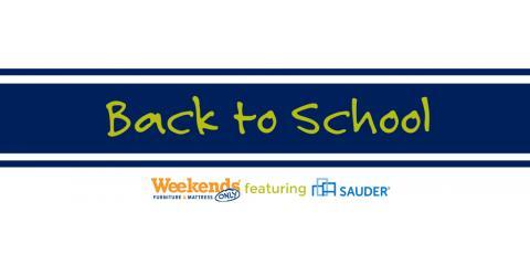 Back-To-School Savings on Bedroom & Office Furniture, Bridgeton, Missouri
