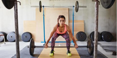 What's the Difference Between Circuit & Strength Training?, ,