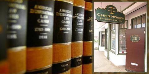 Cain & Herren, ALC, Attorneys, Services, Wailuku, Hawaii