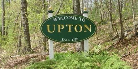 Upton: Scenic and Convenient, Shrewsbury, Massachusetts