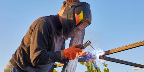 What Type of Welding Do You Need?, Tacoma, Washington