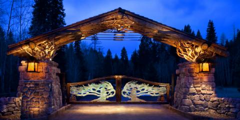 3 Reasons to Add Wrought Iron Gates & Railings to Your Entrance, Kalispell, Montana