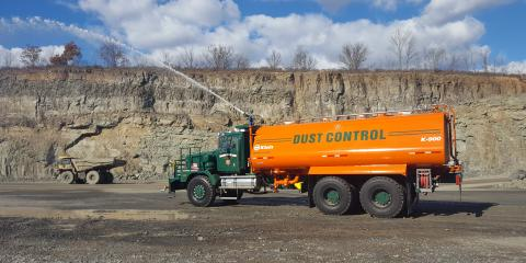 Changing The Way Dust Control Is Done!!, Mount Olive, New Jersey