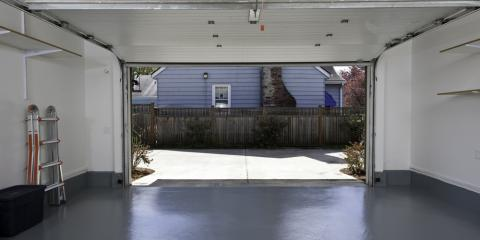 5 Reasons Your Garage Door Opens by Itself, Wentzville, Missouri