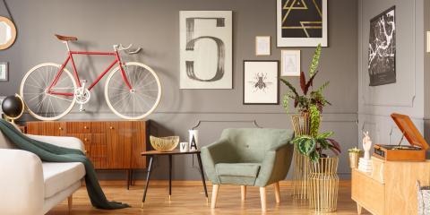 5 Modern Paint Colors for Living Rooms, Wentzville, Missouri