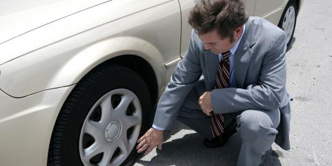 3 Ways Hitting the Curb can Damage a Car, Wentzville, Missouri