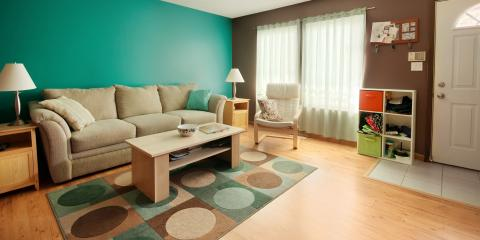 3 Tips to Select an Area Rug Size for the Living Room, Wentzville, Missouri