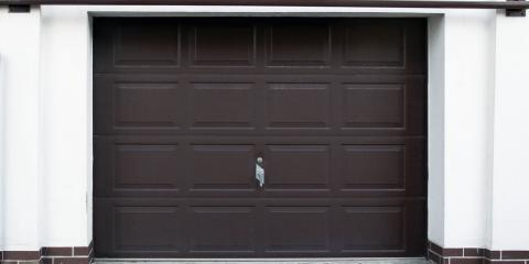 3 Ways to Tell if Your Garage Door Needs Replacing, Wentzville, Missouri