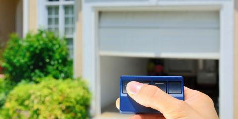 What to Know Before You Buy Residential Garage Doors, Wentzville, Missouri