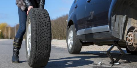 4 Do's & Don'ts of Driving on a Spare Tire, Wentzville, Missouri