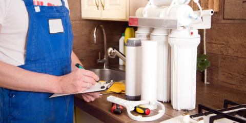 3 Benefits of Water Filters, Lake St. Louis, Missouri