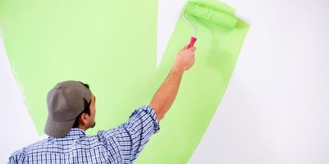 3 Reasons to Hire a Professional Interior Painter, Wentzville, Missouri