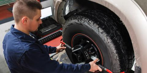 3 Reasons You Might Need a Wheel Alignment, Wentzville, Missouri