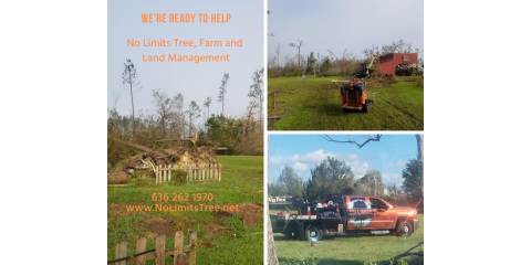 Ready to Help Panama City after Hurricane, Boone, Missouri