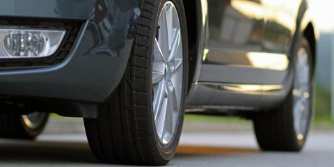 What is the Right Tire Pressure for Your Vehicle?, Springdale, Ohio