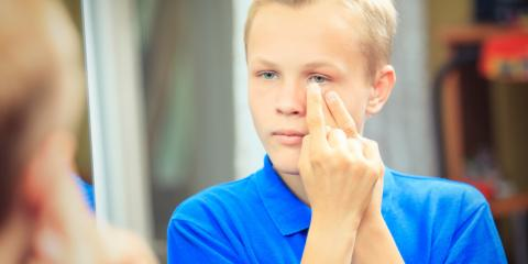 When Is Your Child Old Enough for Contact Lenses?, West Chester, Ohio