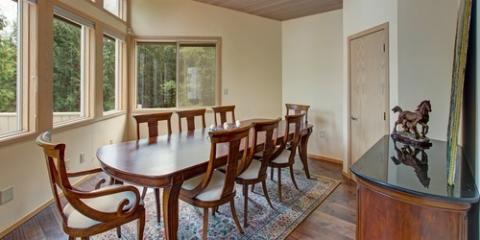 5 Essential Traits To Look For In Dining Room Furniture West Chester Ohio